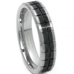 (Wholesale)Tungsten Carbide Ring - TG2157