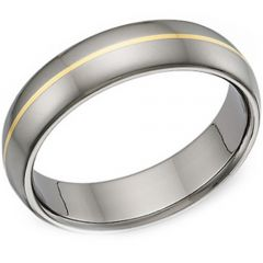(Wholesale)Tungsten Carbide Center Line Ring - TG3036