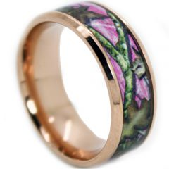 (Wholesale)Tungsten Carbide Camo Ring - TG3944