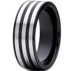 (Wholesale)Tungsten Carbide Pipe Cut Ring - TG4330AA