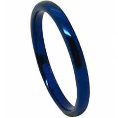 (Wholesale)Tungsten Carbide Dome Ring - TG4484