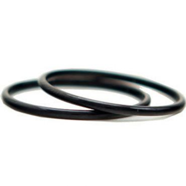 (Wholesale)Black Tungsten Carbide Dome Ring - TG2821